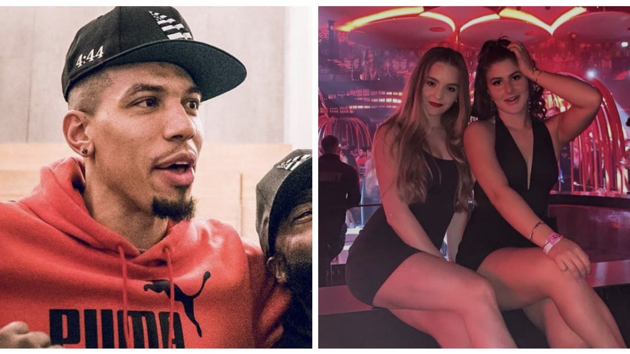 Bianca Andreescu Was Just Spotted Partying In Toronto With Danny Green (PHOTOS)