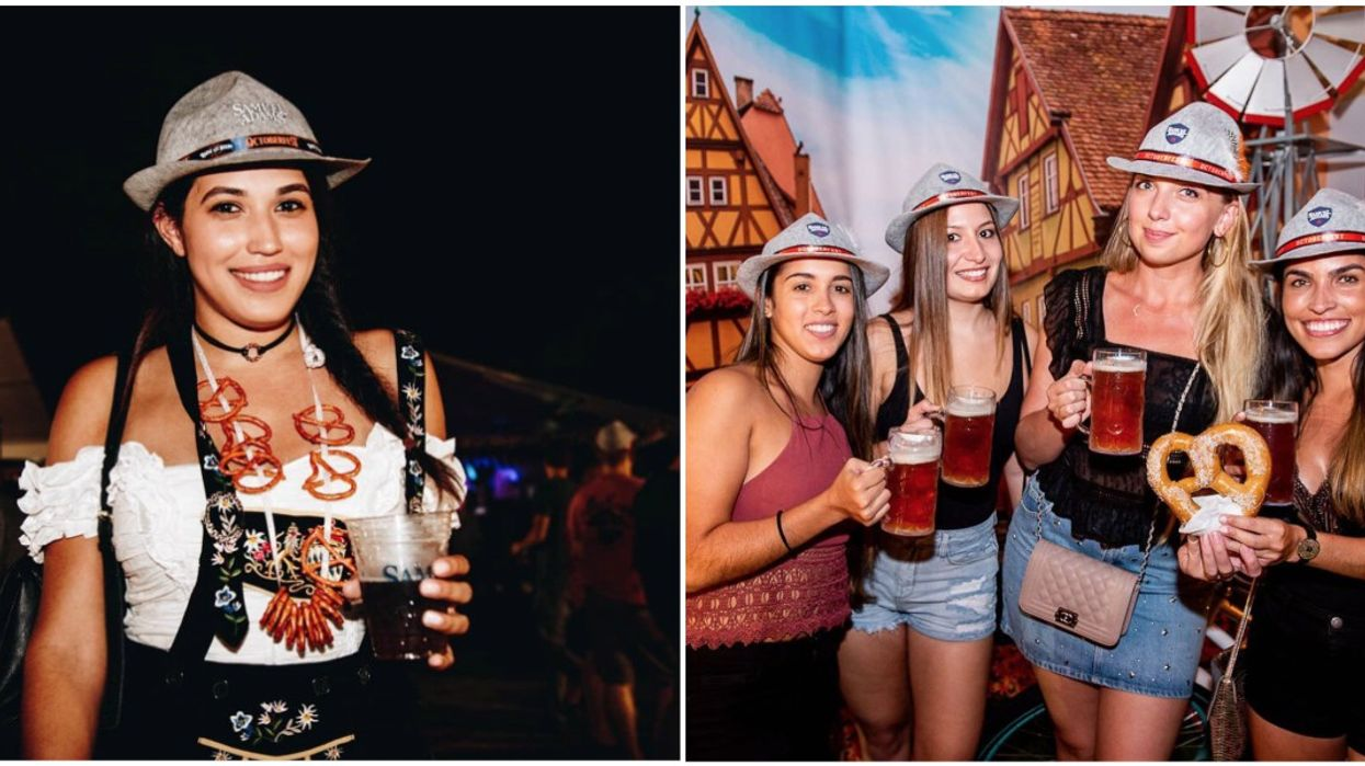 This Deal Gives You Admission To Wynwood's Oktoberfest And A Ton Of Freebies For Only $8