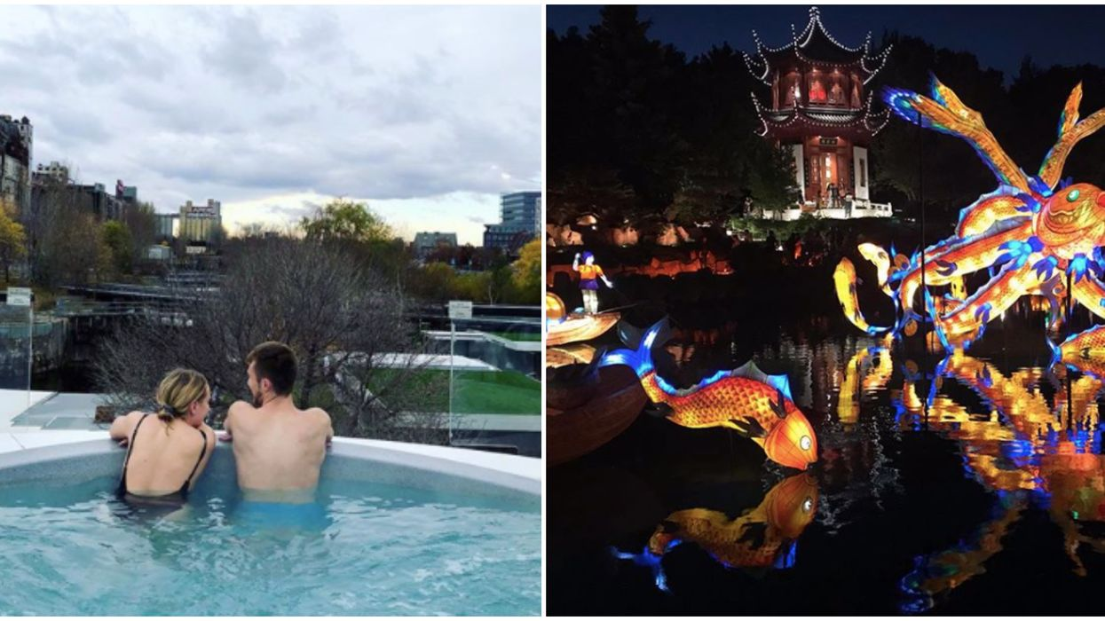12 activités incroyables à faire en date cet automne à Montréal et environs