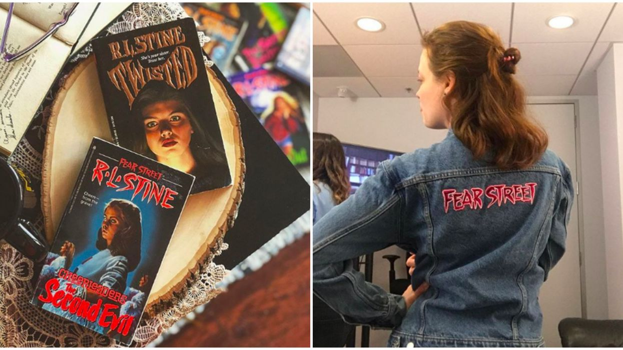 Major Stars Are Filming In Atlanta Right Now For R.L. Stine's Fear Street Film