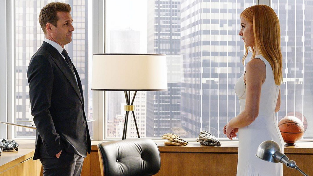 """""""Suits"""" Is Filming Its Last Season In Toronto Right Now & You Can Visit All The Locations"""