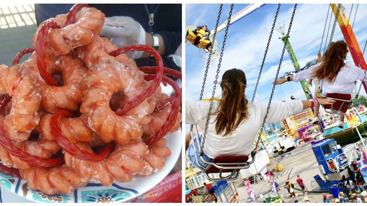 Your First Look At The CNE's Most Outrageous Food And Drinks This Year (PHOTOS)