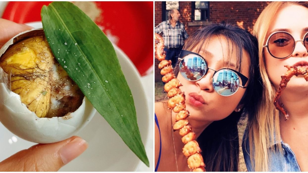 You Can Stuff Your Face With Balut At Toronto's Giant Filipino Food Festival This Weekend
