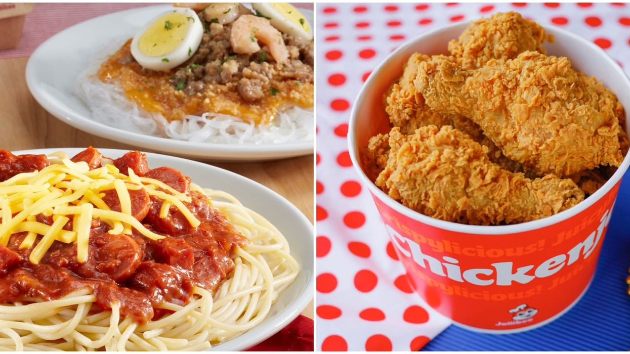 6 Super Unique Foods You Need To Try At Alberta's Brand New Jollibee