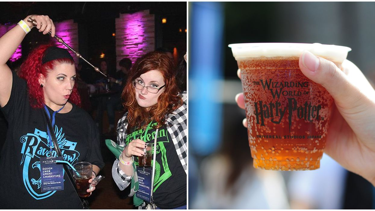 Saskatoon Is Getting A Harry Potter-Themed Bar Crawl Next Month & Here's What We Know