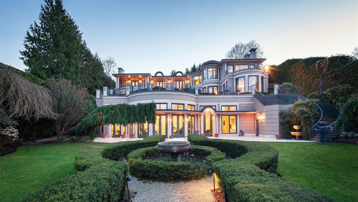 The 7 Most Expensive Canadian Houses On The Market We're All Dreaming About