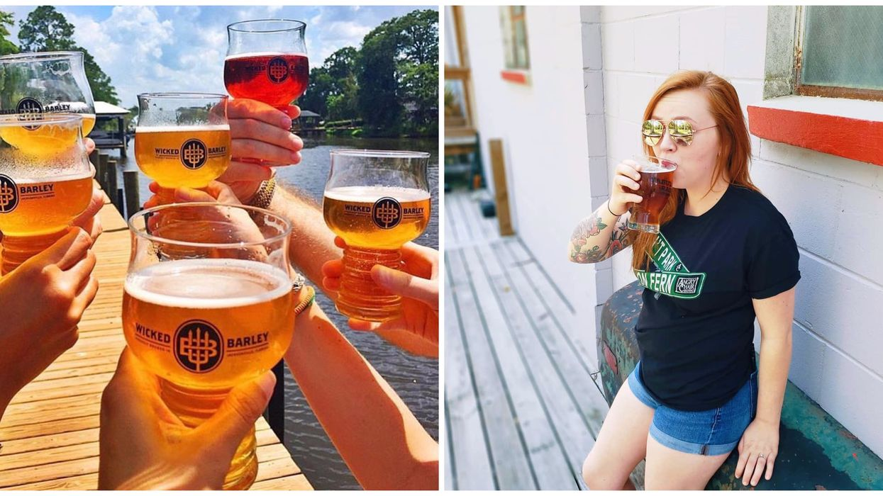 This Beer Trail In Jacksonville Will Take You On A Bubbly Adventure