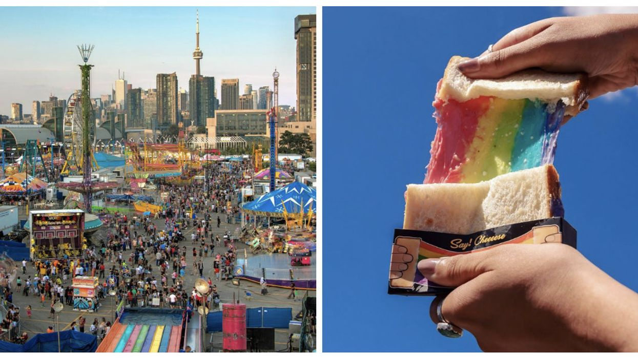 7 Bucket List Things To Do At CNE 2019