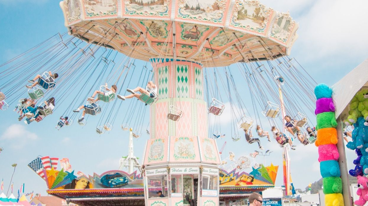 It's Official: Vancouver's PNE Is Open For Summer This Weekend