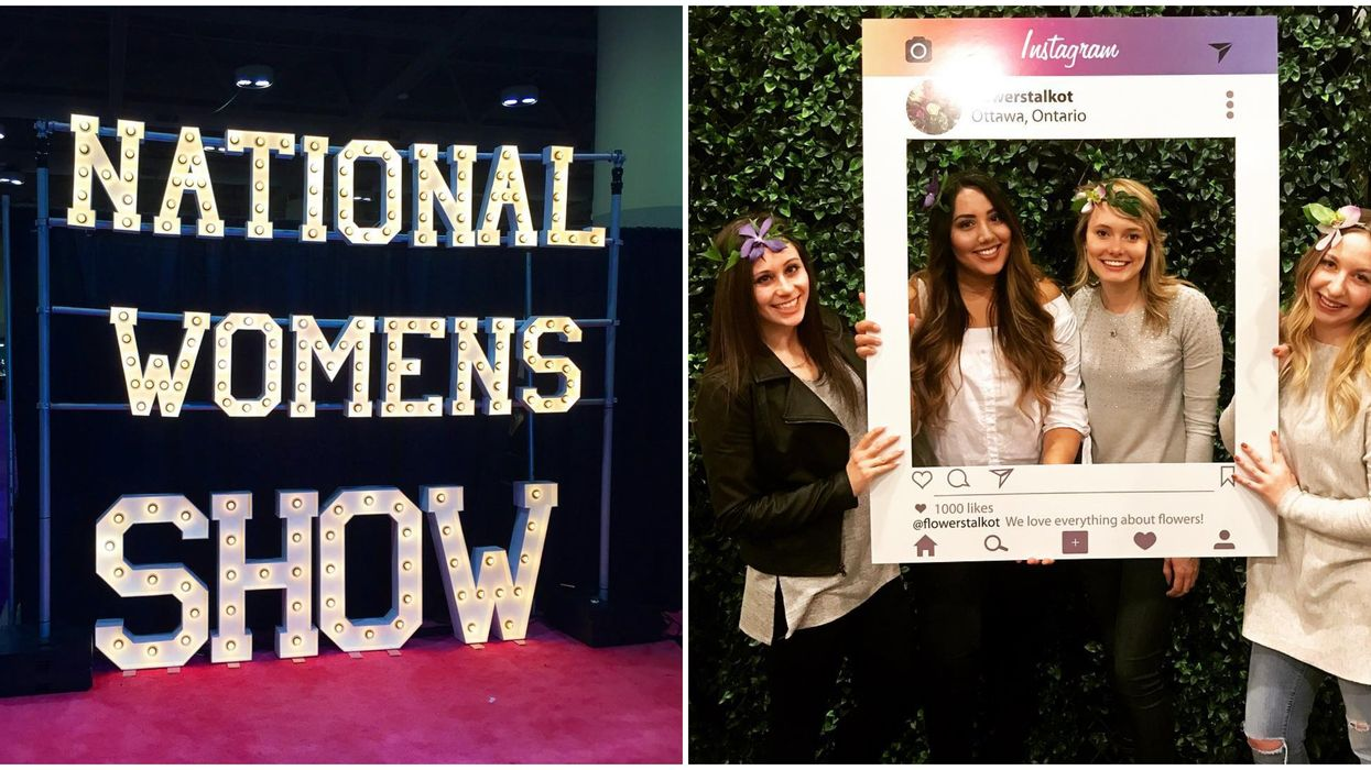 Ontario's National Women's Show Is The Dream Girls Day For Your Squad This Fall (PHOTOS)