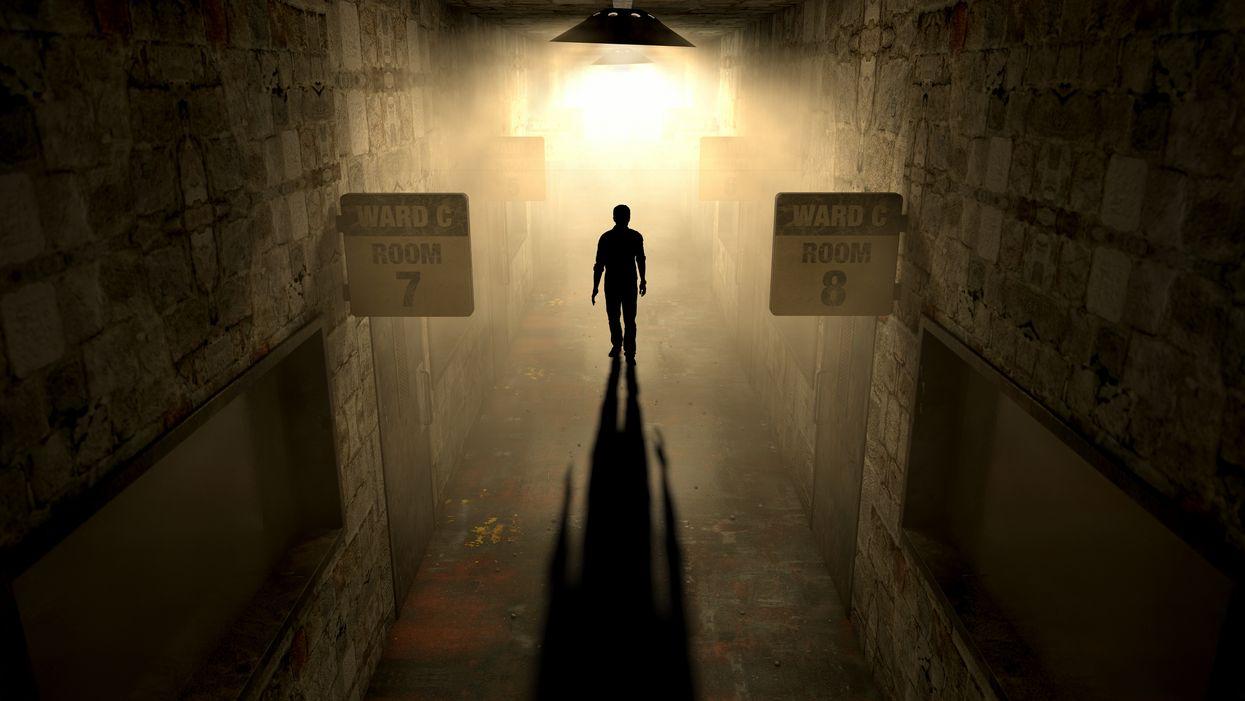This Terrifying Escape Room In Atlanta Locks You Inside An Insane Asylum
