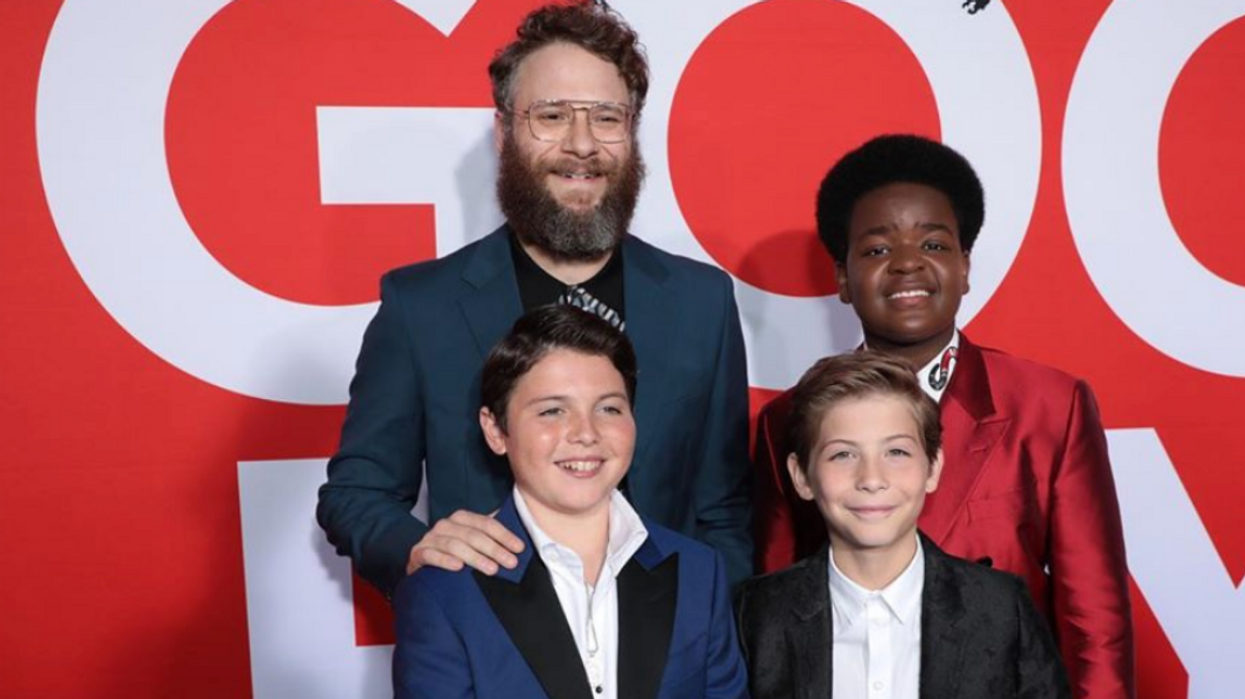 """Seth Rogen's """"Good Boys"""" Becomes First R-Rated Movie To Top The Box Office In 3 Years"""