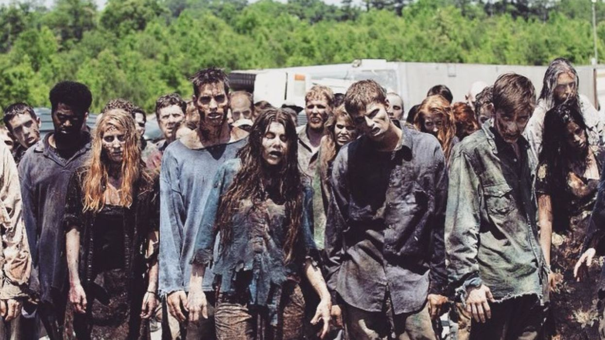 You Can Experience The Walking Dead In Real Life At This Atlanta Zombie Escape Room