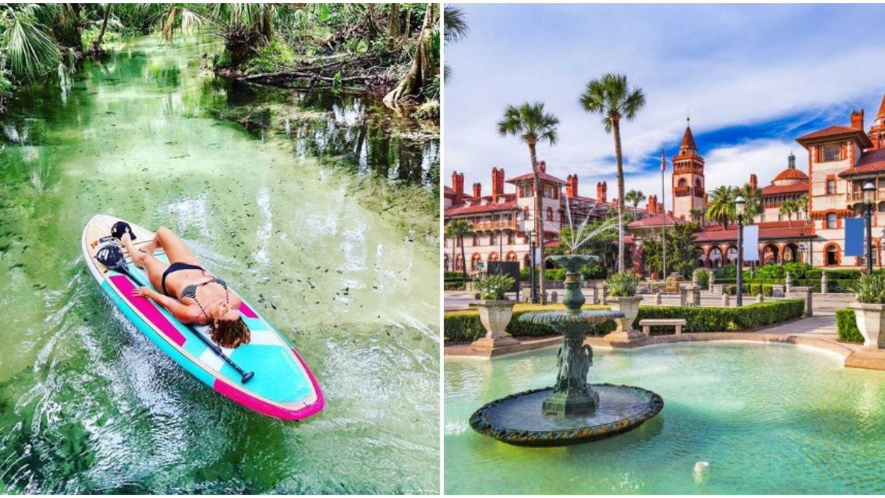 8 lugares fuera de lo común en Florida que no podrás creer que en realidad existen