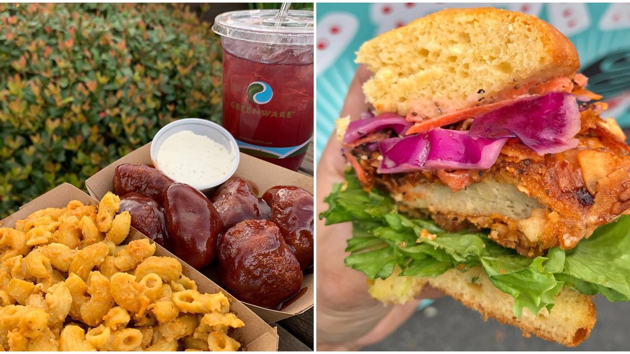 San Antonio Is Having Its First Ever Vegan Food Festival This Month