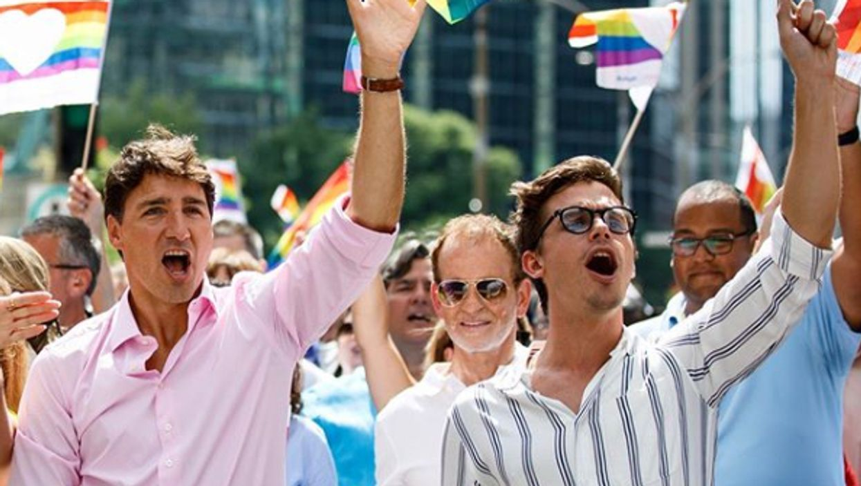 Justin Trudeau & Queer Eye's Antoni Porowski Are Getting Sentimental On Instagram