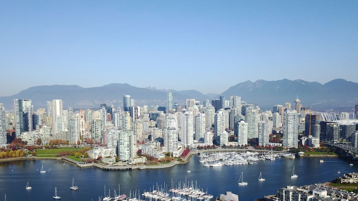The Average Rent In Vancouver Jumped $400 From Jan. To July Of This Year