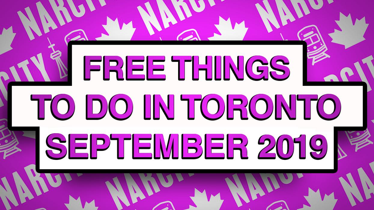 Free Things TO Sep 2019