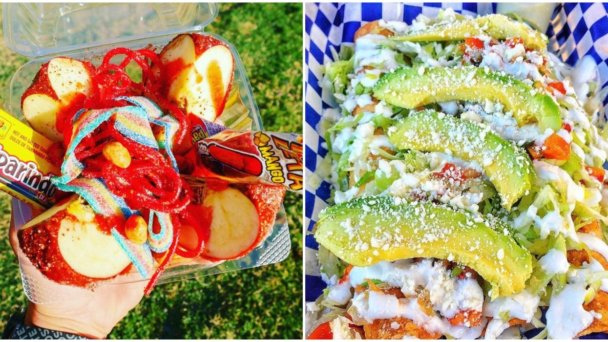 This Wild Austin Spot Serves The Most Delicious Mexican Eats Ever