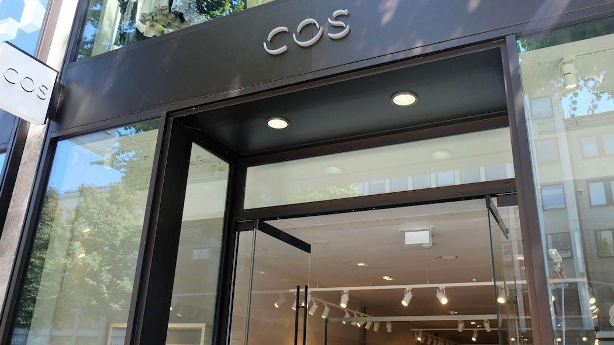 COS Is Opening Its First-Ever Canadian Flagship Store In Vancouver