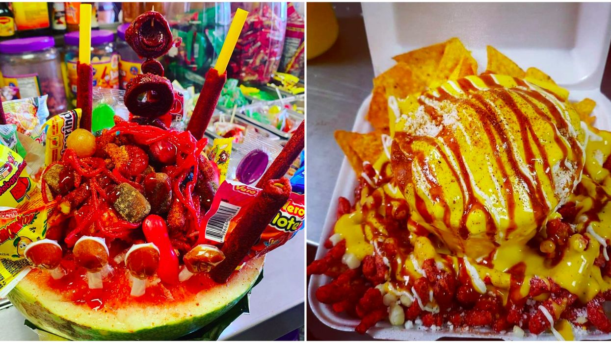 This Colorful El Paso Shop Has The Craziest Mexican Treats In The City