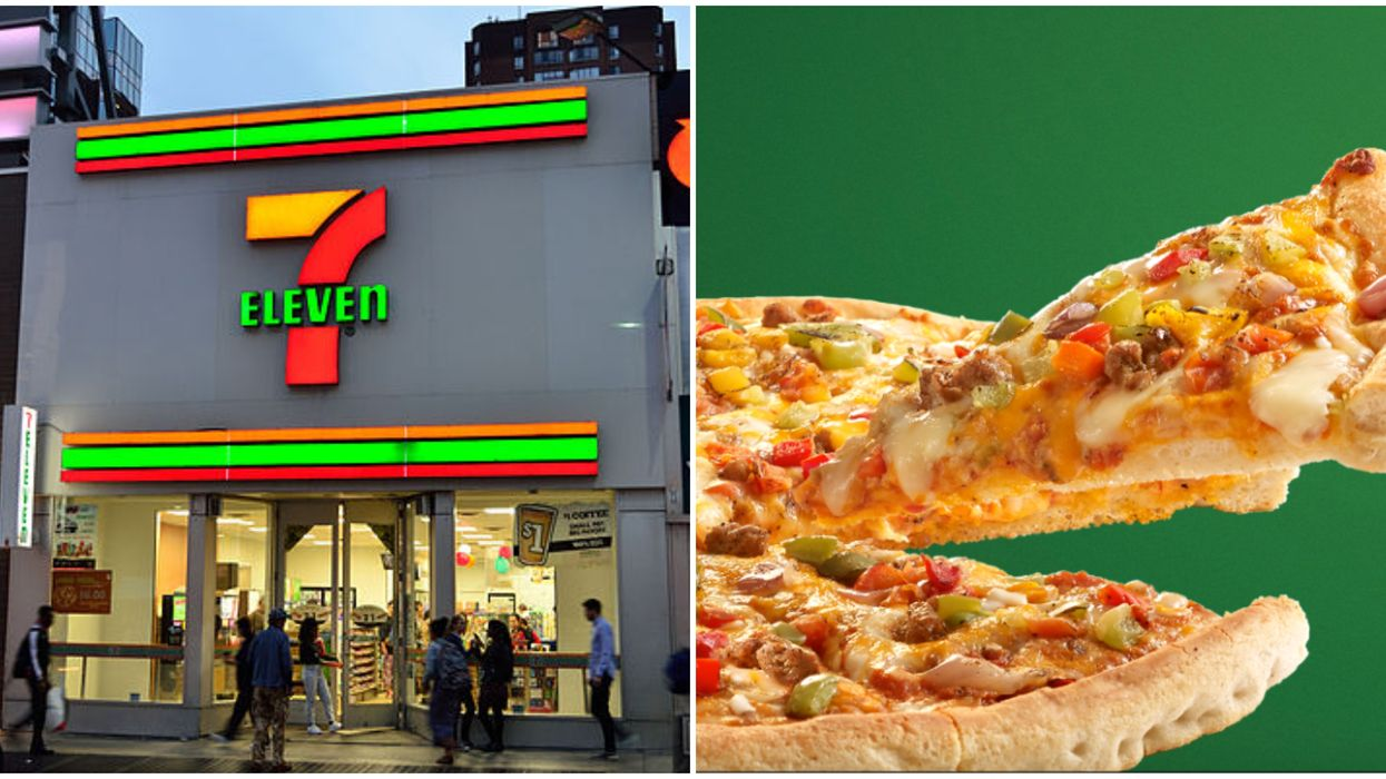 7-Eleven Now Has Beyond Meat Pizza At Some Of Their Canadian Stores