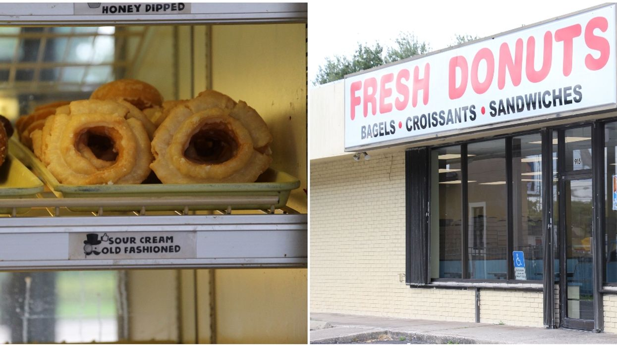 Orlando's Iconic Old Fashioned Donut Parlor Finally Reopened And It's Better Than Ever