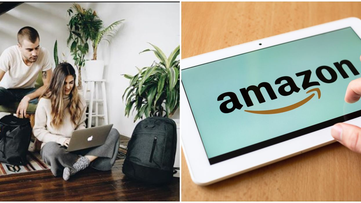 Amazon Canada Is Having A Huge 55% Off Sale On Back To School Stuff Right Now