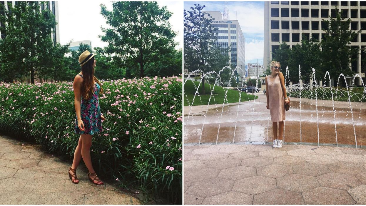 Dallas Has A Hidden Garden In The Middle Of The City And You Can Visit For Free