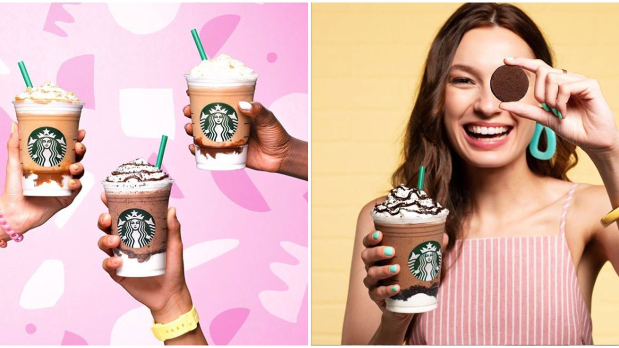 BTW, All Starbucks Frappuccinos Are 50% Off Across Canada Today