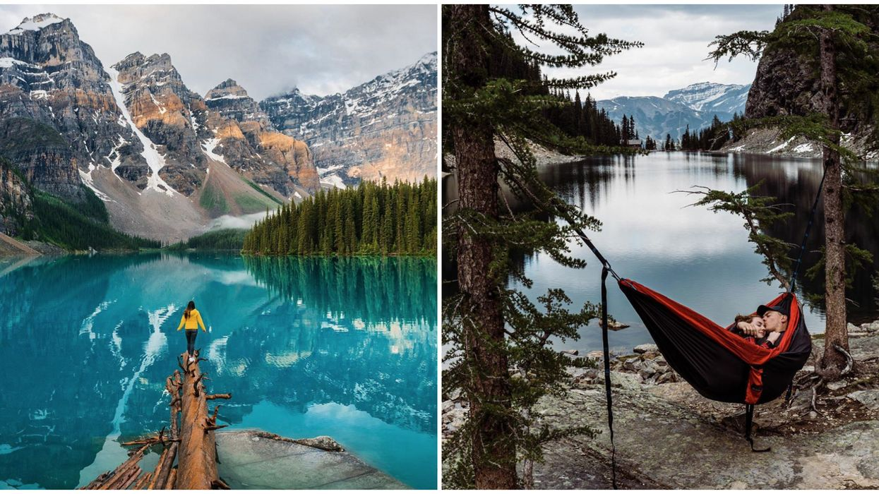 6 Alberta Hikes You Need To Add To Your Bucket List This Fall
