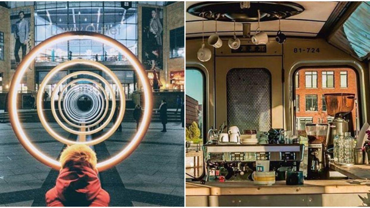 6 spots où aller prendre des photos Instagrammables cette fin de semaine à Montréal