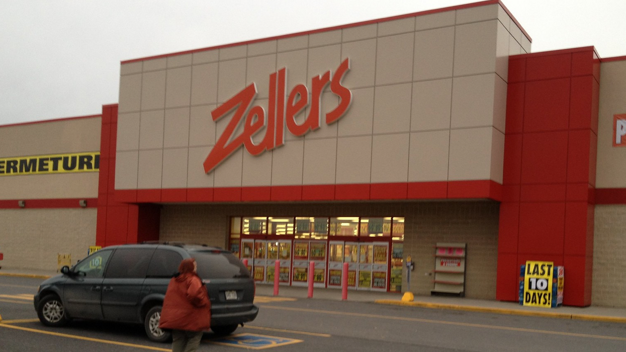 Nostalgia-Loving Canadians Are Asking Justin Trudeau To Step In And Save Zellers