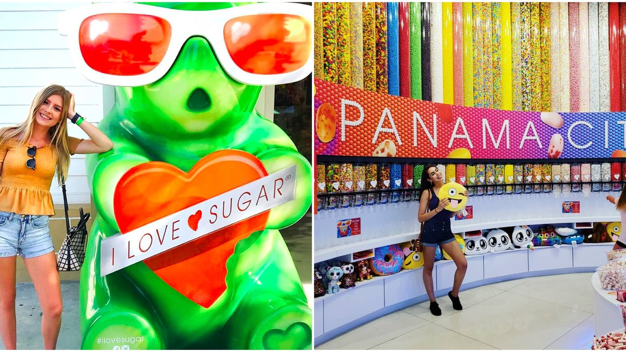 Fort Worth Has A Massive Candy Store With An Entire Wall Of Jelly Beans