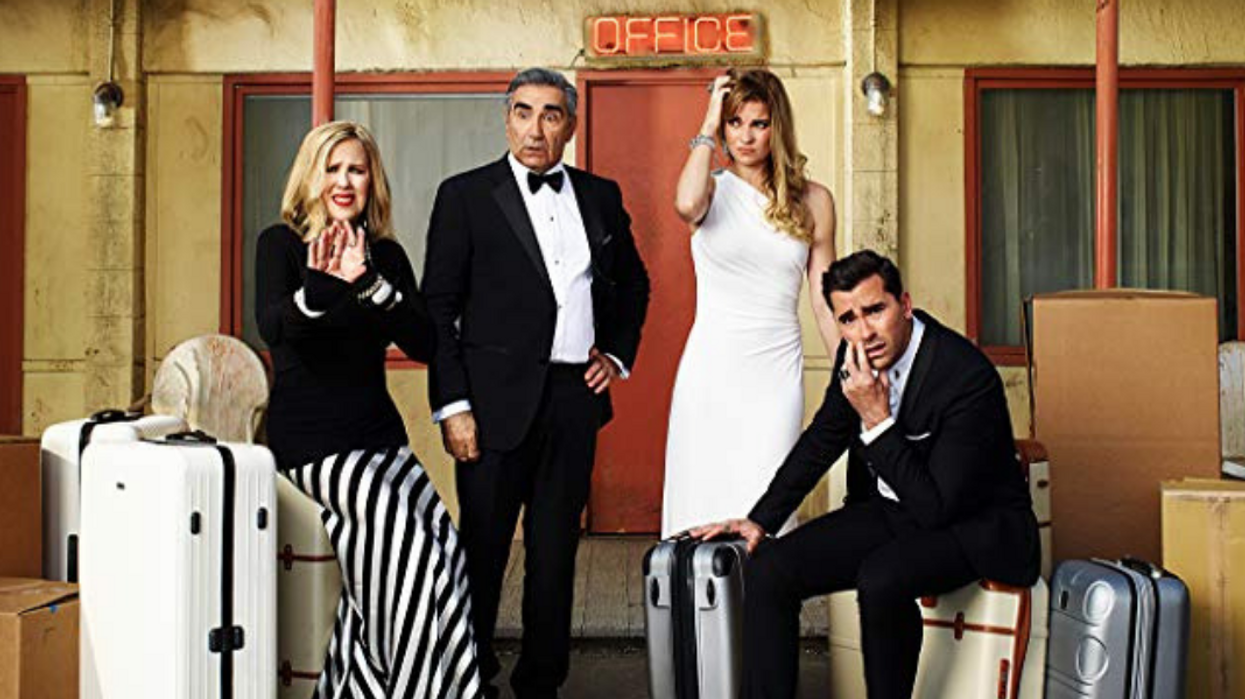 """This Is What The """"Schitt's Creek"""" Rosebud Motel Actually Looks Like In Real Life"""