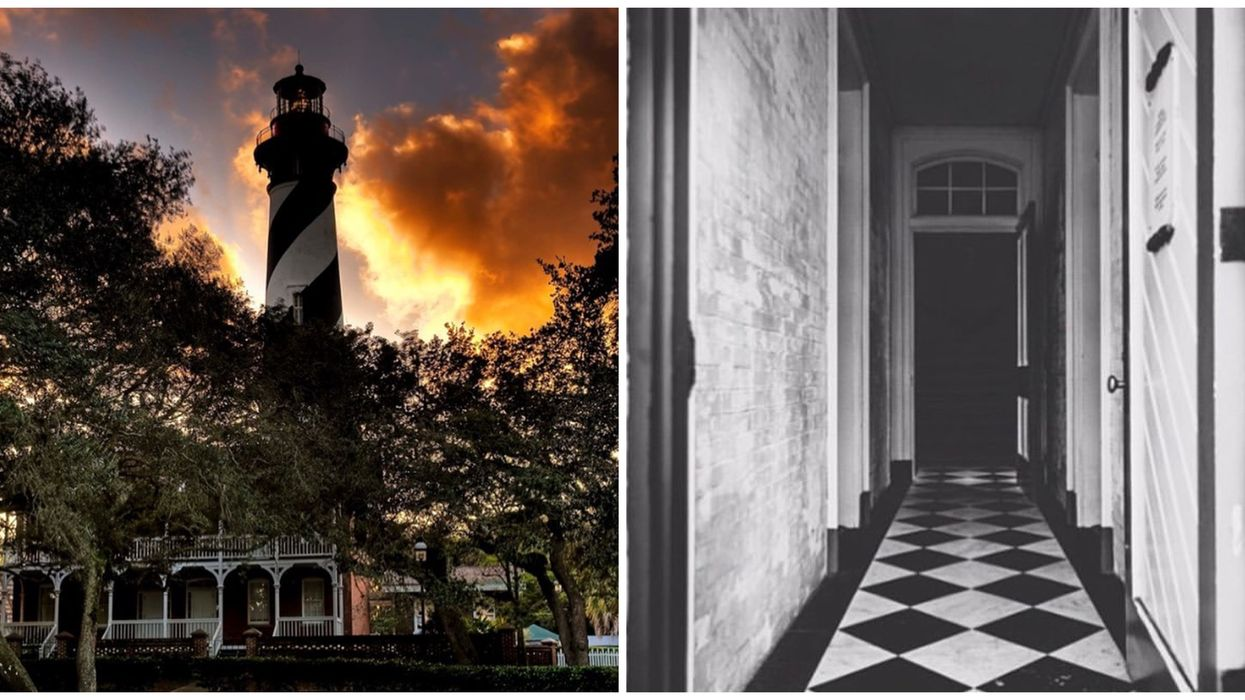 This Fall You Can Ghost Hunt At Night Inside This Eerie North Florida Lighthouse