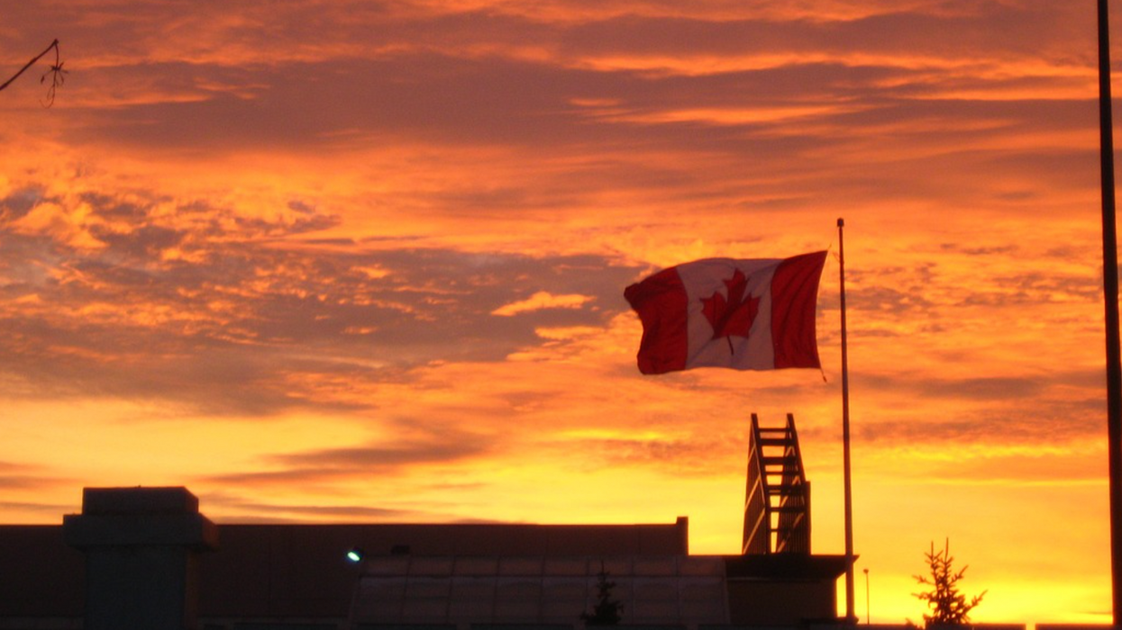Summer Is Officially Over According To The Sunset And Canadians Are Not Ok