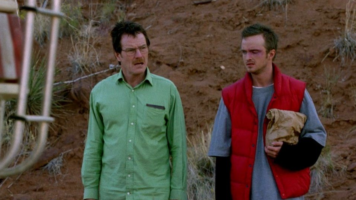 """Netflix Canada Dropped A """"Breaking Bad"""" Movie Trailer & The Reactions Are Insane"""