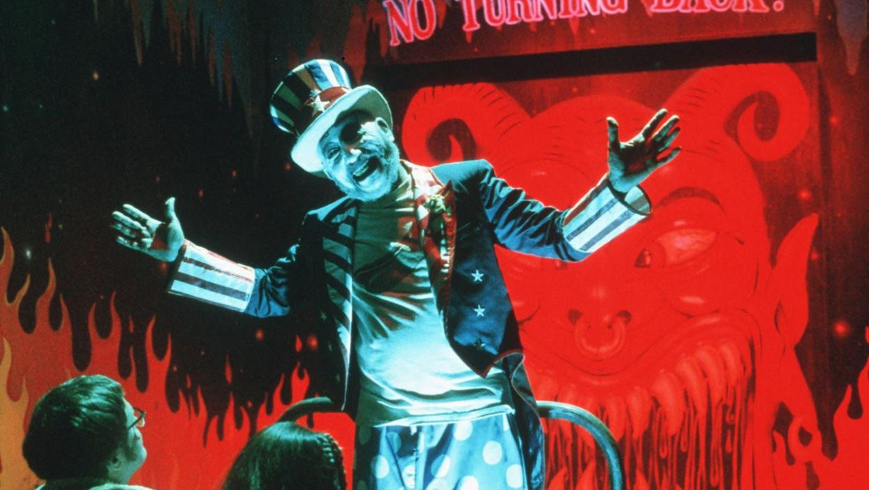 """The New """"House of 1000 Corpses"""" Horror Maze Will Be The Scariest Thing Coming To Orlando"""