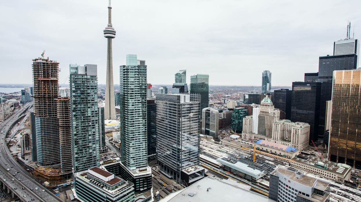 """Torontonians Are Officially The Most """"Innovative"""" People In Canada"""