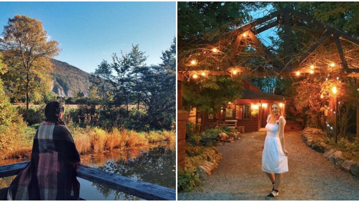 12 endroits peu connus mais magiques où amener ta blonde cet automne au Québec