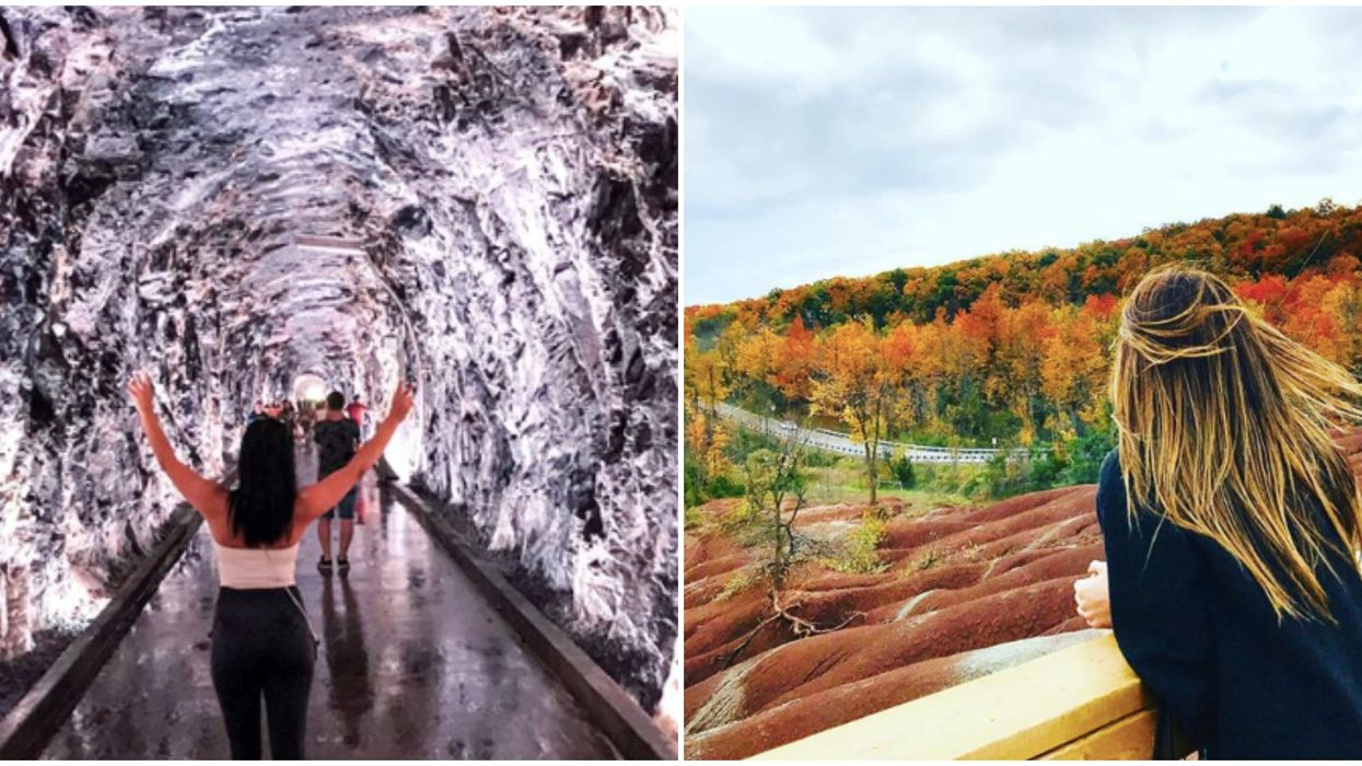 7 Cute Road Trip Ideas In Ontario You Need To Go On This Fall