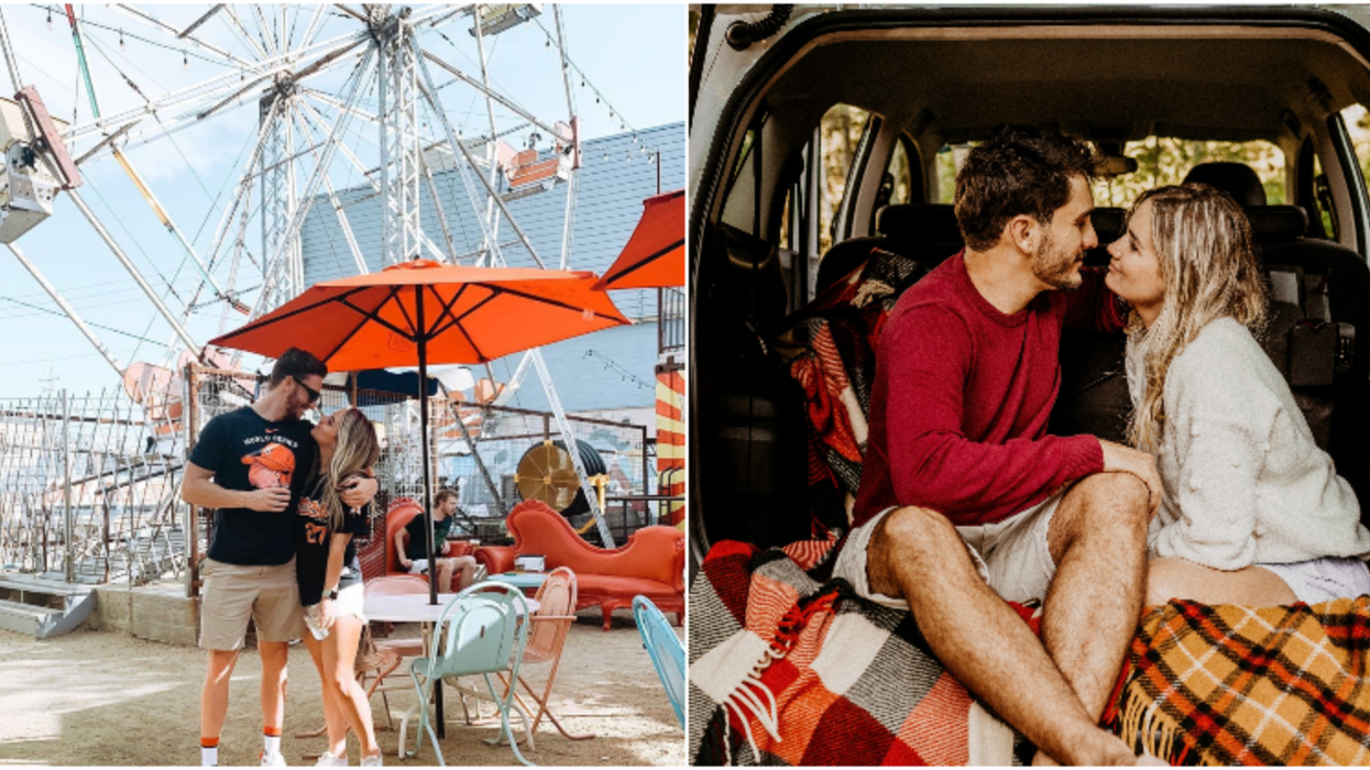 12 Romantic Date Ideas You Can Take Your S/O On This Fall In Houston