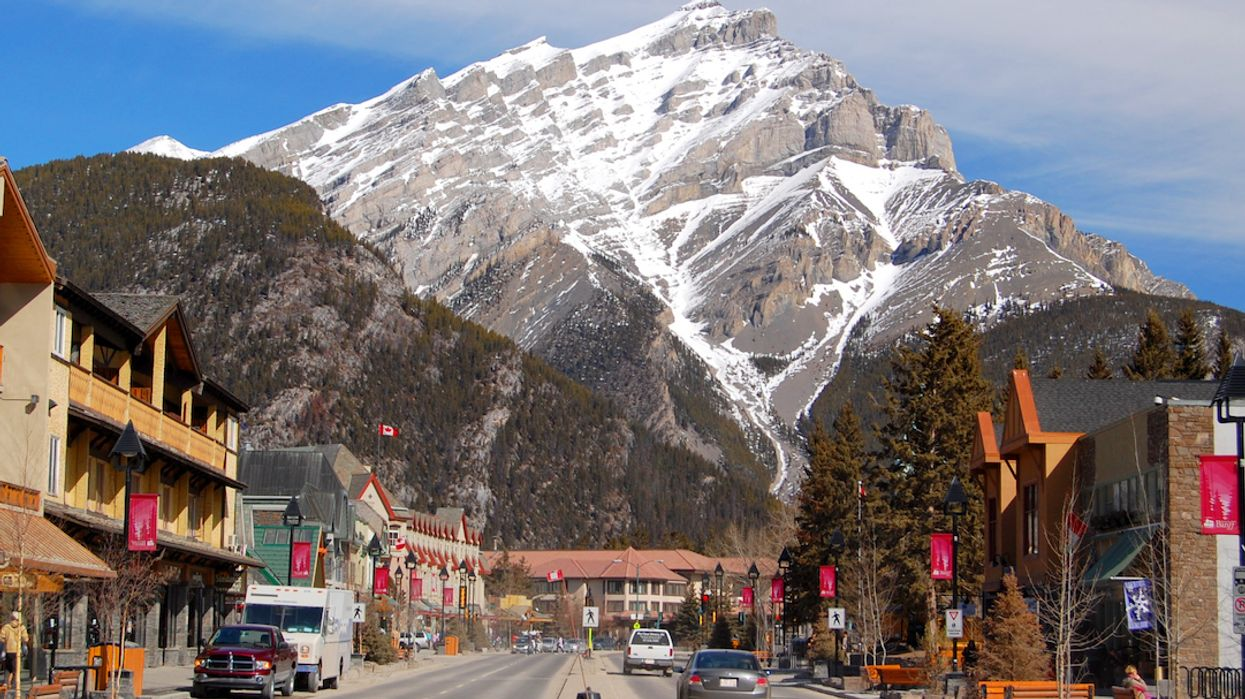 Banff's Infamously Awful Swiss Village Hotel Is Finally Getting Torn Down