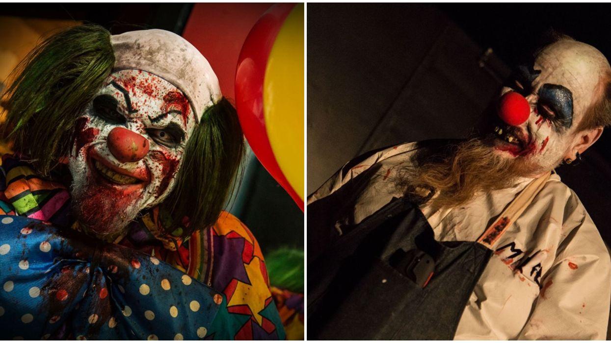 Une maison hantée de clowns aura lieu à moins d'1h de Montréal et ça s'annonce épique