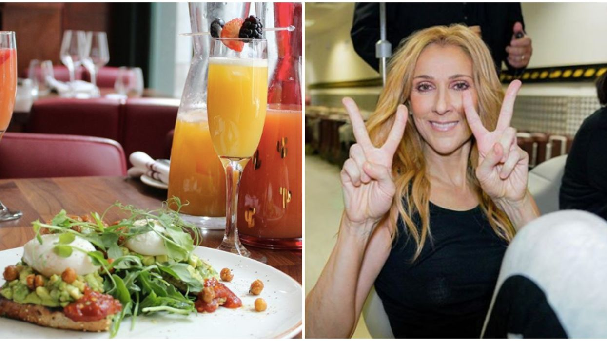 Un boozy brunch dédié à Céline Dion aura lieu en septembre dans le Vieux-Port de Montréal