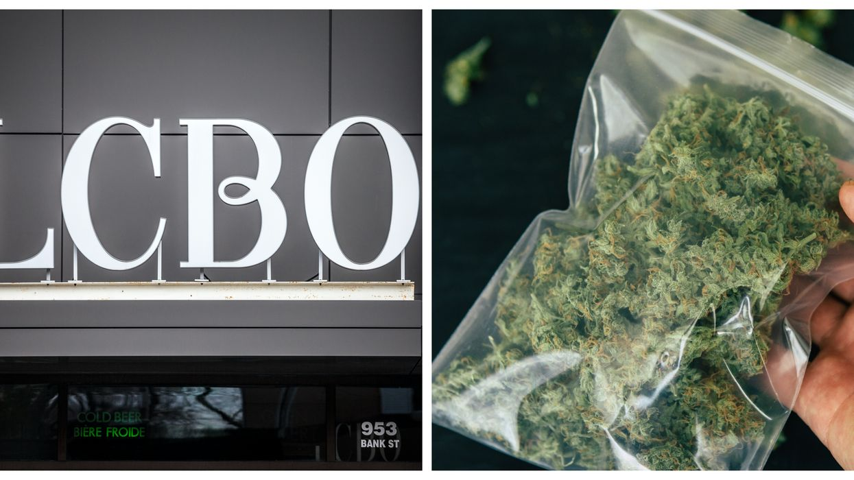 """LCBO Union Demands To Start Selling Weed In Stores To Save Ontario's Cannabis """"Disaster"""""""