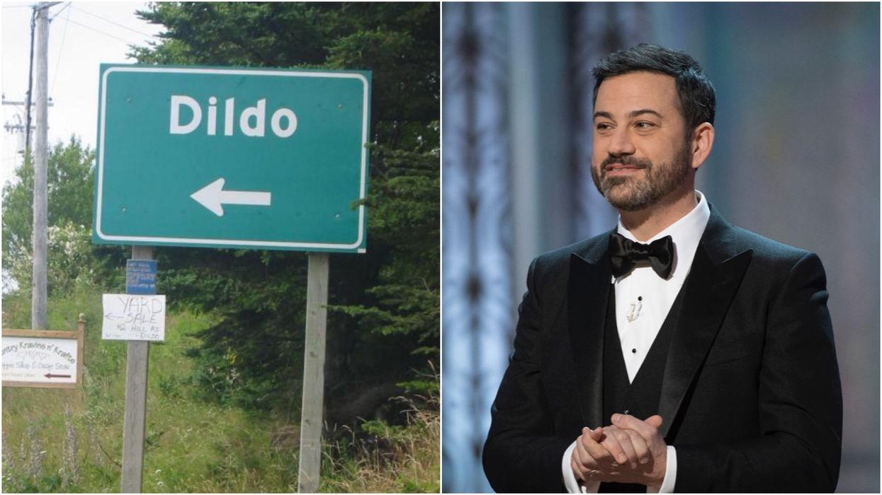 A Porn Website Has Offered The Canadian Town Of Dildo $100K In Free Advertising