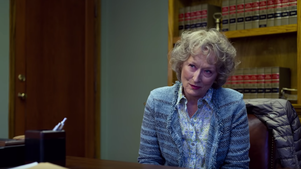 People Think That Meryl Streep Will Win An Oscar For Her New Netflix Canada Movie