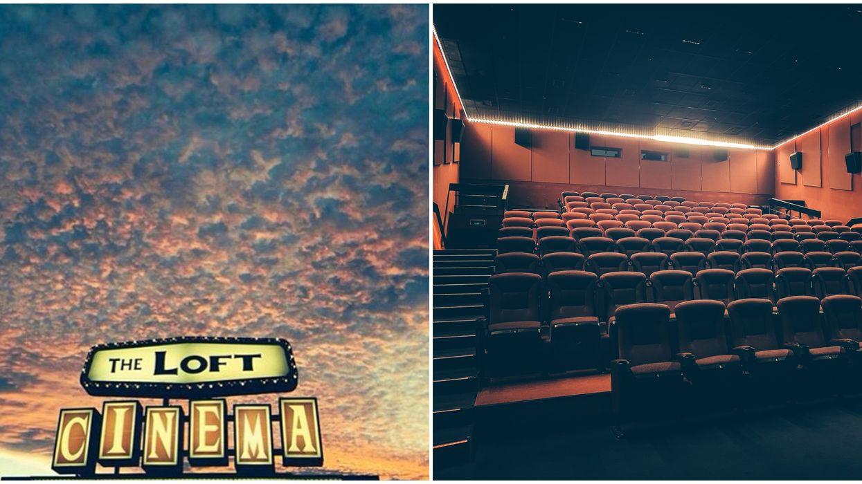 This Retro Movie Theater Is Hosting A Horror Movie Marathon Night In Arizona Next Month